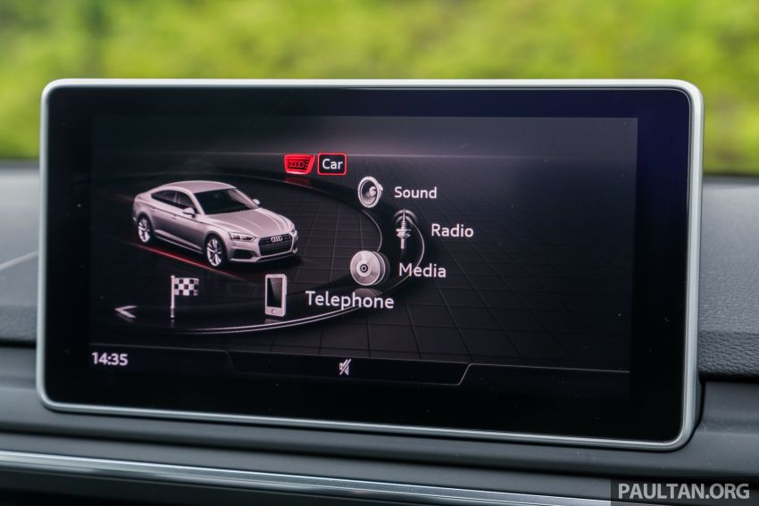 VIDEO REVIEW: 2019 Audi A5 Sportback in Malaysia Image #1036262