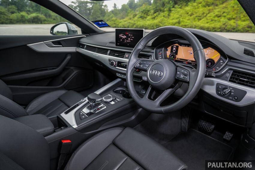 FIRST DRIVE: 2019 F5 Audi A5 Sportback in Malaysia Image #1036245