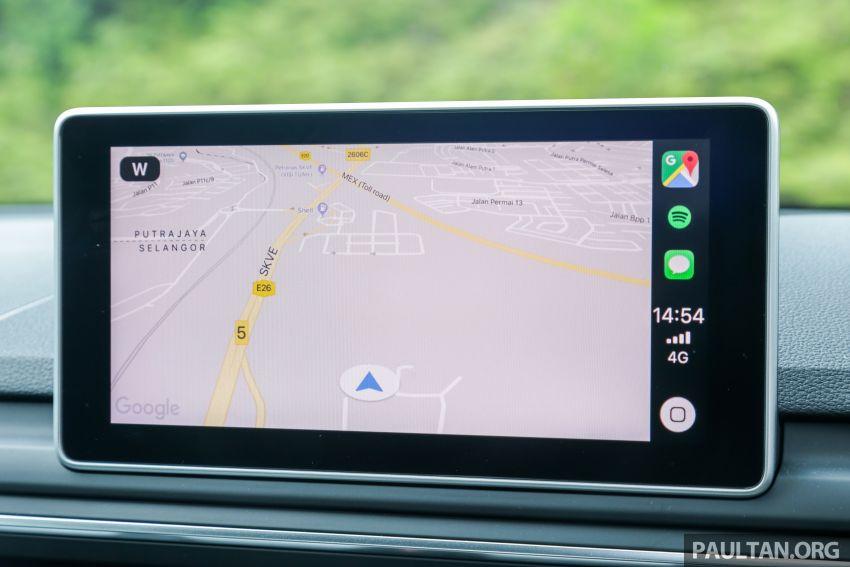 FIRST DRIVE: 2019 F5 Audi A5 Sportback in Malaysia Image #1036268
