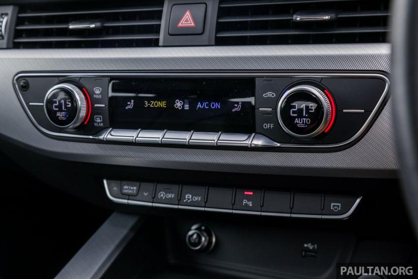 FIRST DRIVE: 2019 F5 Audi A5 Sportback in Malaysia Image #1036271