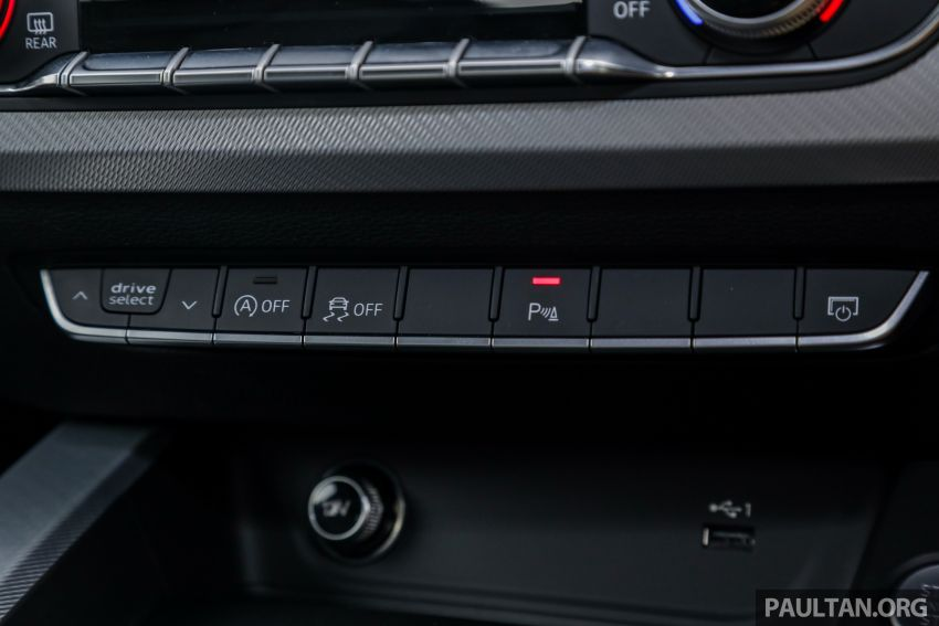 FIRST DRIVE: 2019 F5 Audi A5 Sportback in Malaysia Image #1036272