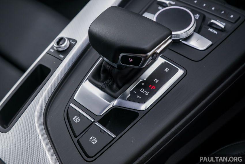 FIRST DRIVE: 2019 F5 Audi A5 Sportback in Malaysia Image #1036275