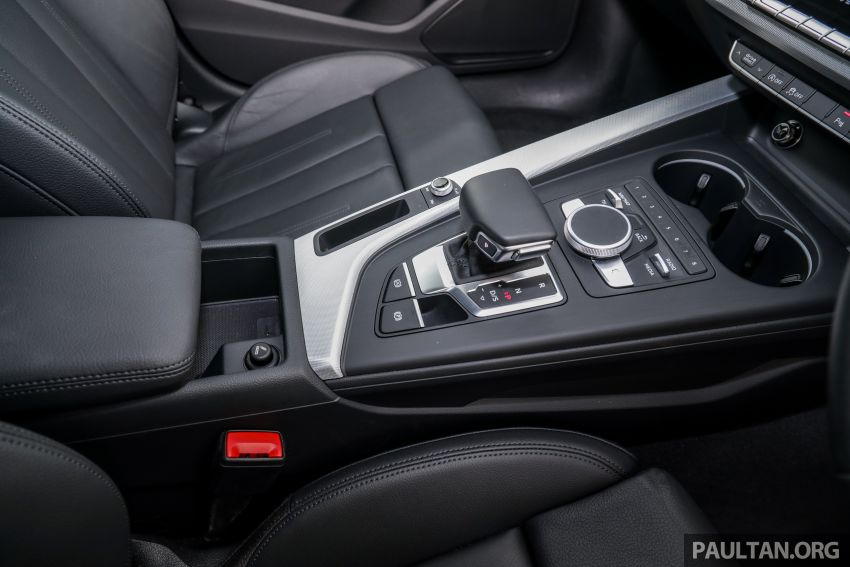 FIRST DRIVE: 2019 F5 Audi A5 Sportback in Malaysia Image #1036278