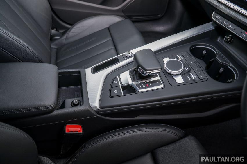 FIRST DRIVE: 2019 F5 Audi A5 Sportback in Malaysia Image #1036278