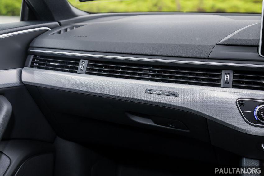FIRST DRIVE: 2019 F5 Audi A5 Sportback in Malaysia Image #1036279