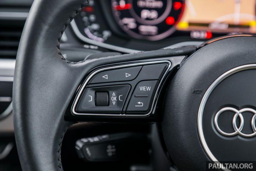 FIRST DRIVE: 2019 F5 Audi A5 Sportback in Malaysia Image #1036247