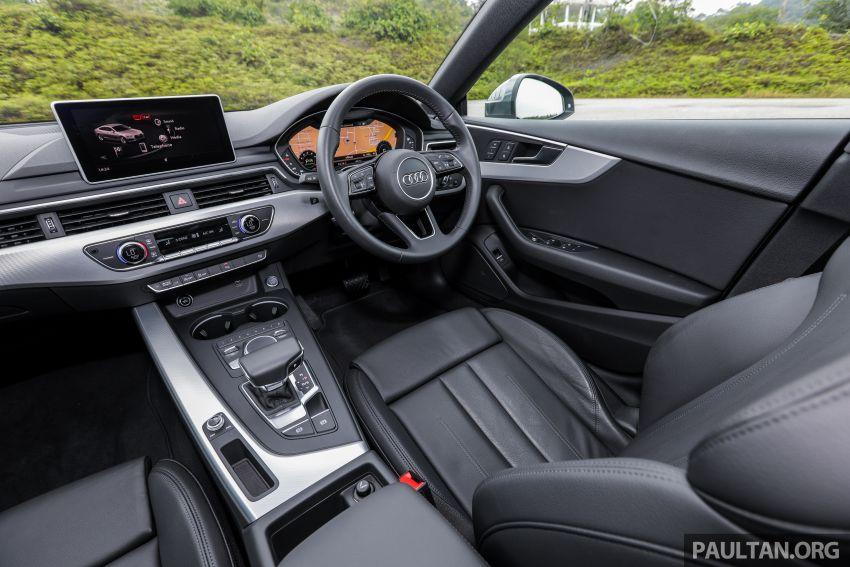 FIRST DRIVE: 2019 F5 Audi A5 Sportback in Malaysia Image #1036284