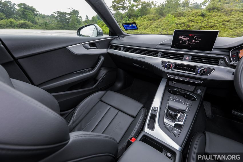 FIRST DRIVE: 2019 F5 Audi A5 Sportback in Malaysia Image #1036285