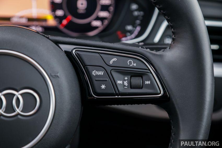 FIRST DRIVE: 2019 F5 Audi A5 Sportback in Malaysia Image #1036248