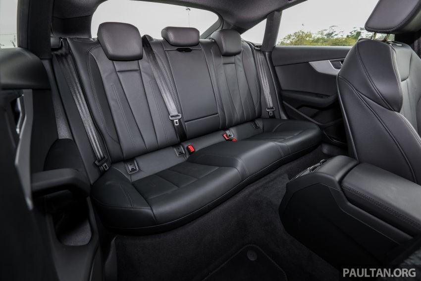 FIRST DRIVE: 2019 F5 Audi A5 Sportback in Malaysia Image #1036295