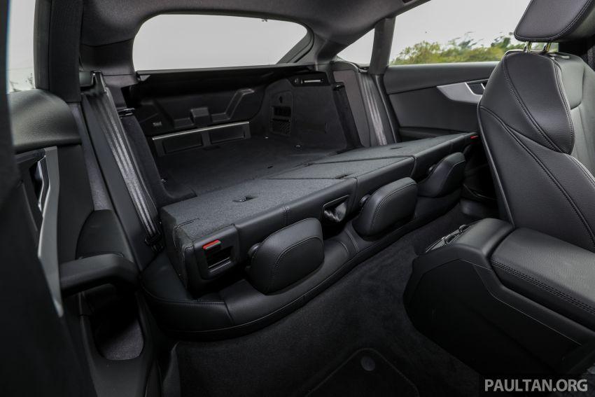 FIRST DRIVE: 2019 F5 Audi A5 Sportback in Malaysia Image #1036296