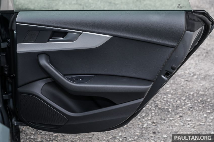 FIRST DRIVE: 2019 F5 Audi A5 Sportback in Malaysia Image #1036299