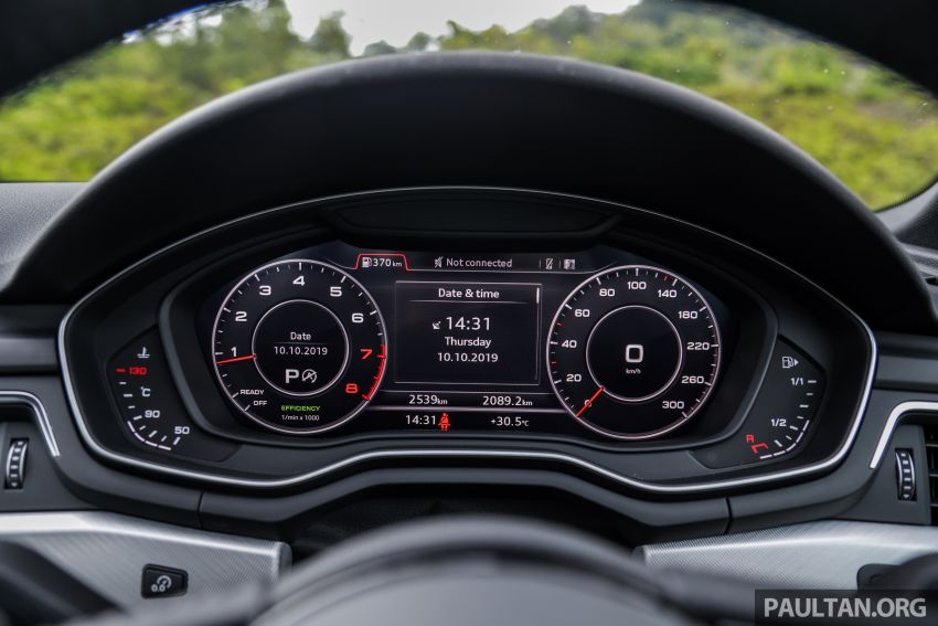 VIDEO REVIEW: 2019 Audi A5 Sportback in Malaysia Image #1036251