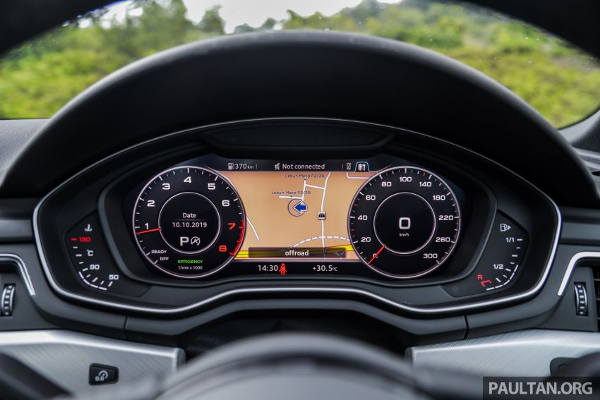 FIRST DRIVE: 2019 F5 Audi A5 Sportback in Malaysia Image #1036252