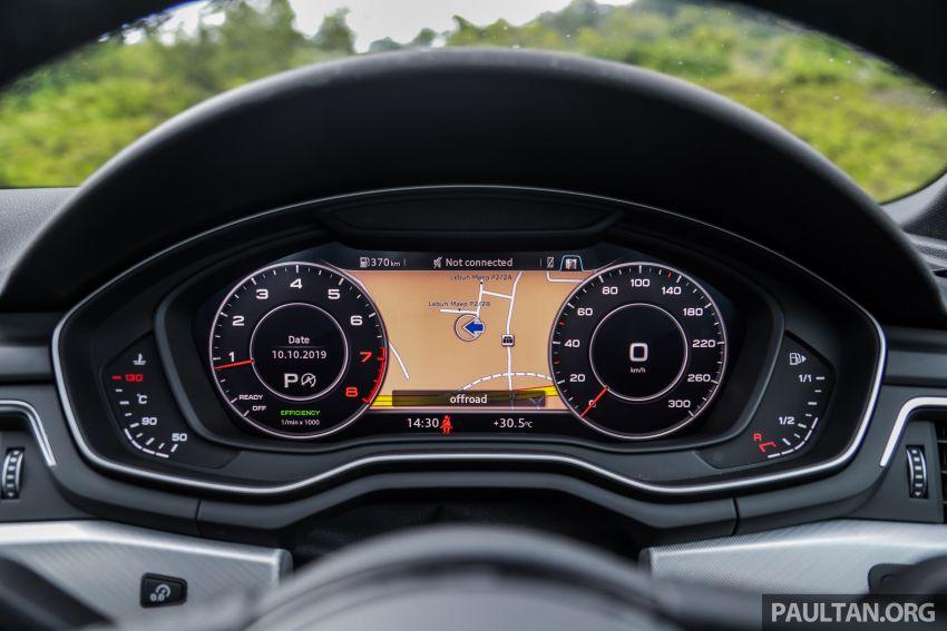FIRST DRIVE: 2019 F5 Audi A5 Sportback in Malaysia Image #1036252