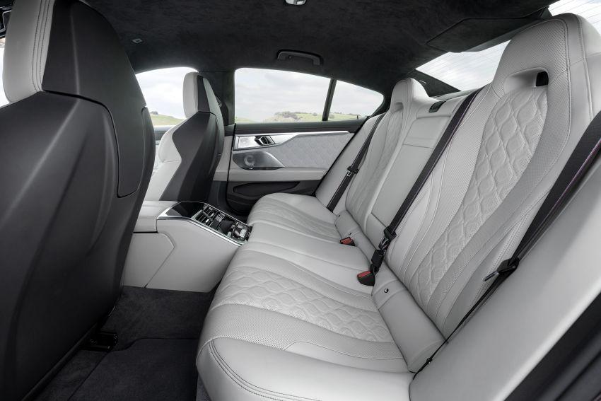 F93 BMW M8 Gran Coupé: four-door coupé with 625 hp Image #1028028