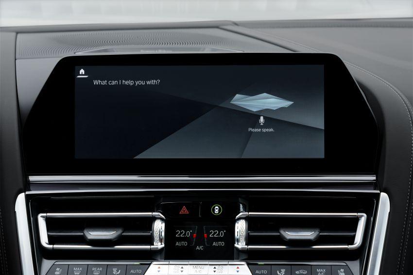 F93 BMW M8 Gran Coupé: four-door coupé with 625 hp Image #1028041