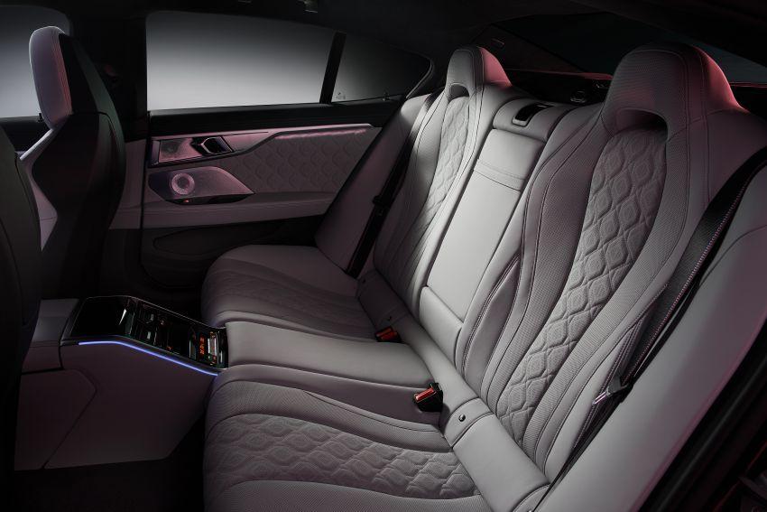 F93 BMW M8 Gran Coupé: four-door coupé with 625 hp Image #1027874