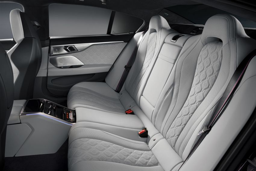 F93 BMW M8 Gran Coupé: four-door coupé with 625 hp Image #1027875