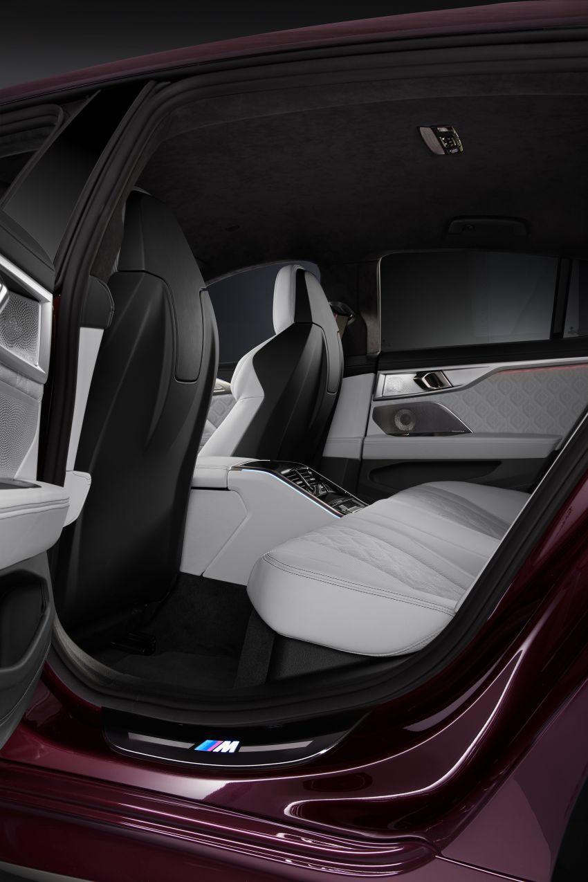 F93 BMW M8 Gran Coupé: four-door coupé with 625 hp Image #1027876