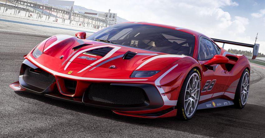 Ferrari 488 Challenge Evo and 488 GT3 Evo revealed Image #1036993