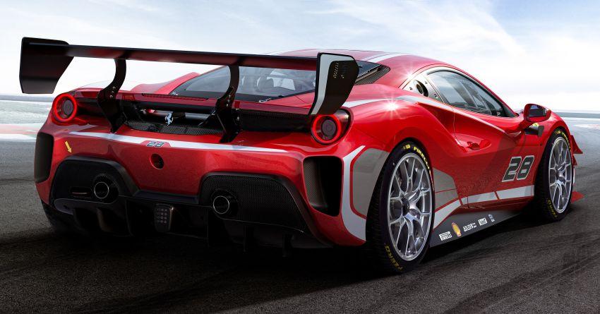 Ferrari 488 Challenge Evo and 488 GT3 Evo revealed Image #1036995
