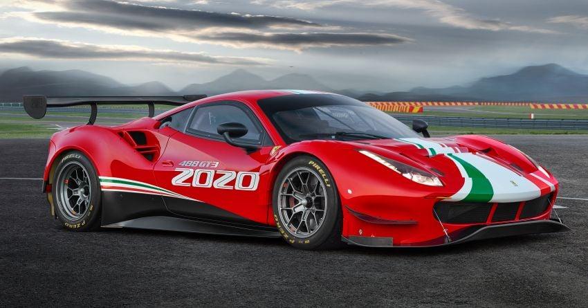 Ferrari 488 Challenge Evo and 488 GT3 Evo revealed Image #1036999