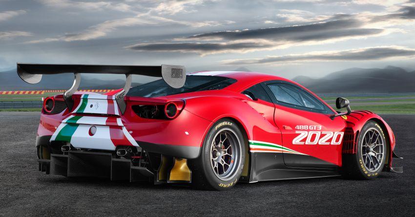 Ferrari 488 Challenge Evo and 488 GT3 Evo revealed Image #1037000