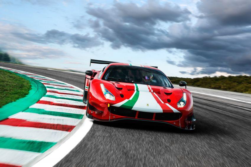 Ferrari 488 Challenge Evo and 488 GT3 Evo revealed Image #1037001
