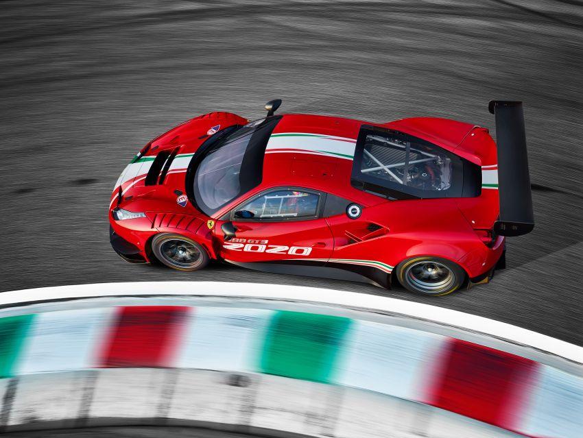 Ferrari 488 Challenge Evo and 488 GT3 Evo revealed Image #1037002
