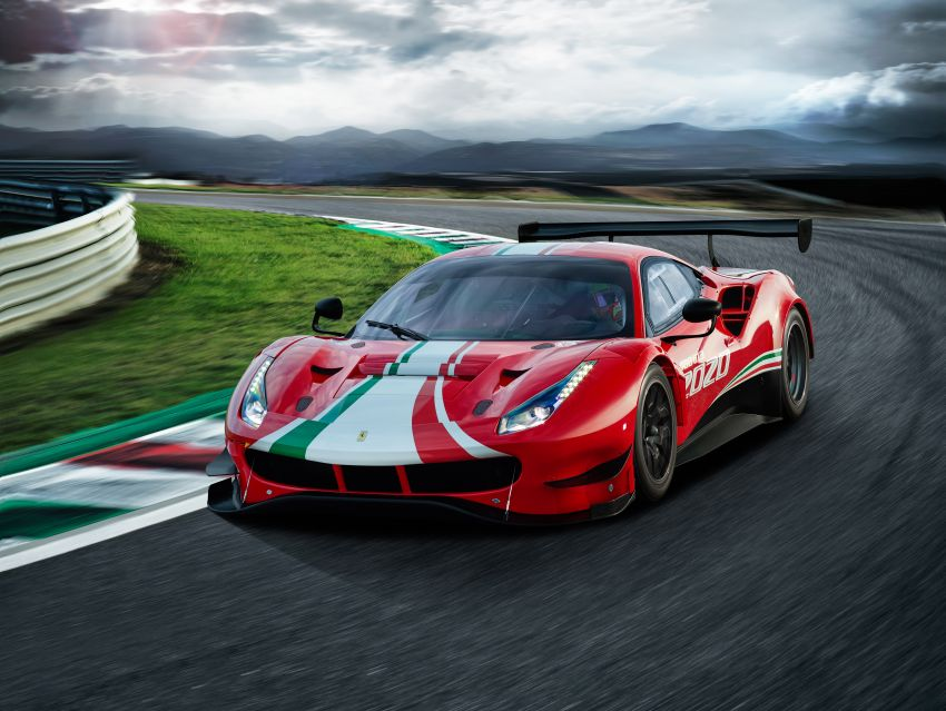 Ferrari 488 Challenge Evo and 488 GT3 Evo revealed Image #1037004
