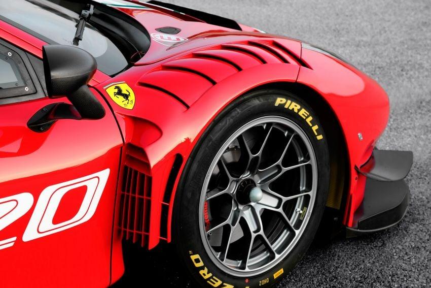 Ferrari 488 Challenge Evo and 488 GT3 Evo revealed Image #1037005