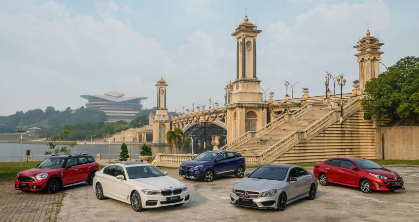 Flux car subscription service launched in Malaysia – multi-brand, Kia to BMW, from RM814 per month Image #1028702
