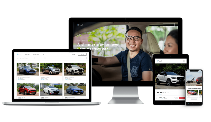 Flux car subscription service launched in Malaysia – multi-brand, Kia to BMW, from RM814 per month Image #1028703