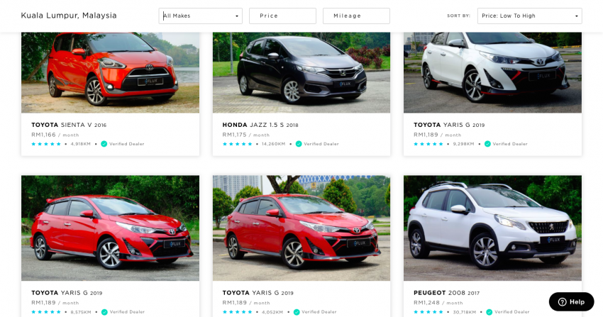 Flux car subscription service launched in Malaysia – multi-brand, Kia to BMW, from RM814 per month Image #1028711