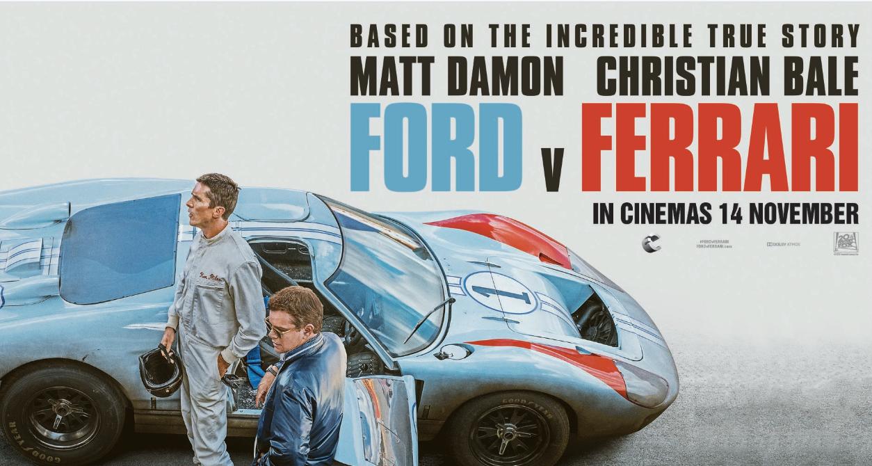 Ford V Ferrari Opening In Malaysian Cinemas On Nov 14 Paultan Org