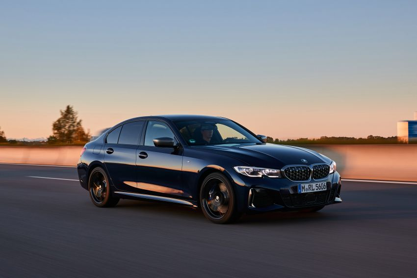 GALLERY: G21 BMW M340i xDrive Touring and G20 M340i xDrive Sedan – 369 hp, 0-100 km/h from 4.4s Image #1034754