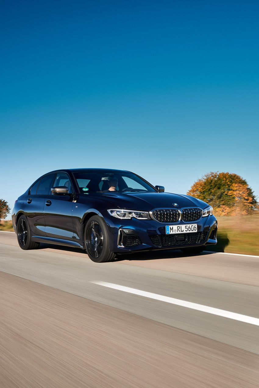 GALLERY: G21 BMW M340i xDrive Touring and G20 M340i xDrive Sedan – 369 hp, 0-100 km/h from 4.4s Image #1034763
