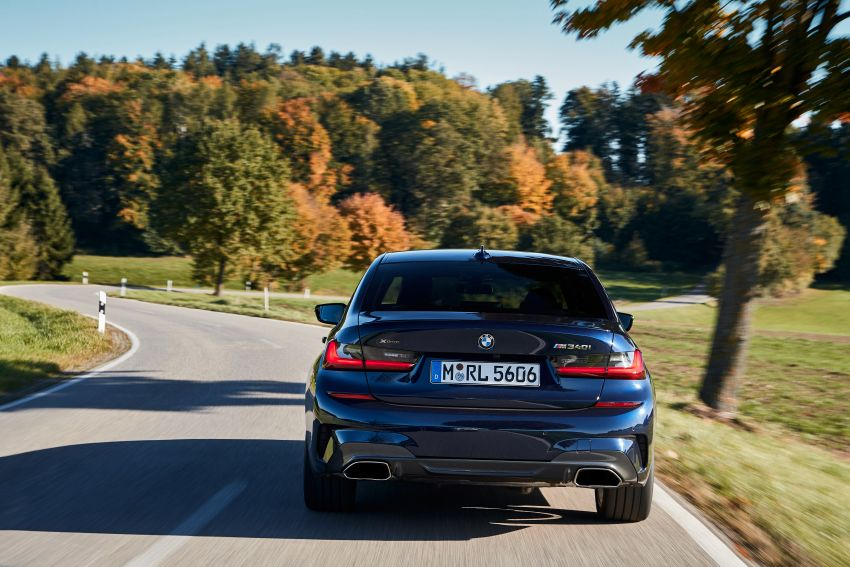 GALLERY: G21 BMW M340i xDrive Touring and G20 M340i xDrive Sedan – 369 hp, 0-100 km/h from 4.4s Image #1034764