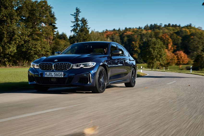 GALLERY: G21 BMW M340i xDrive Touring and G20 M340i xDrive Sedan – 369 hp, 0-100 km/h from 4.4s Image #1034765