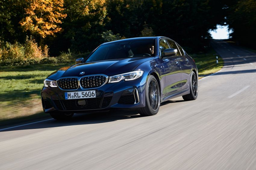 GALLERY: G21 BMW M340i xDrive Touring and G20 M340i xDrive Sedan – 369 hp, 0-100 km/h from 4.4s Image #1034767