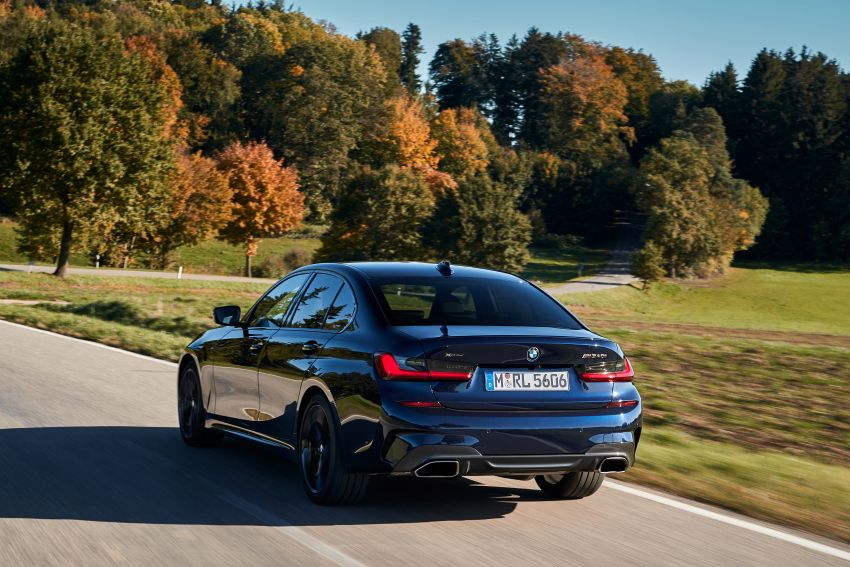 GALLERY: G21 BMW M340i xDrive Touring and G20 M340i xDrive Sedan – 369 hp, 0-100 km/h from 4.4s Image #1034770