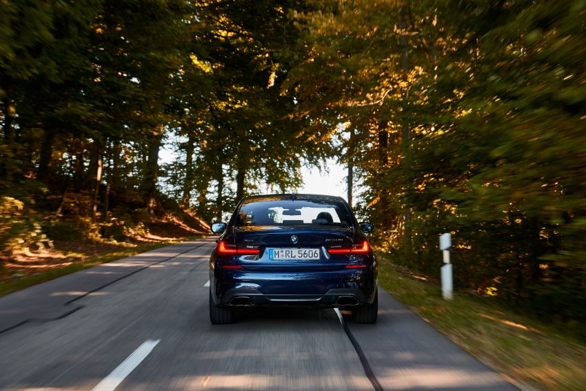 GALLERY: G21 BMW M340i xDrive Touring and G20 M340i xDrive Sedan – 369 hp, 0-100 km/h from 4.4s Image #1034771