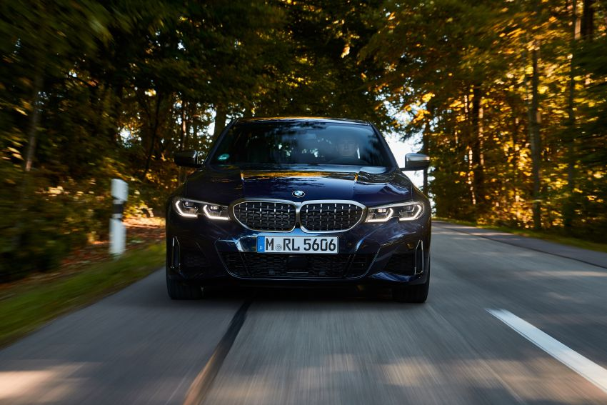 GALLERY: G21 BMW M340i xDrive Touring and G20 M340i xDrive Sedan – 369 hp, 0-100 km/h from 4.4s Image #1034772