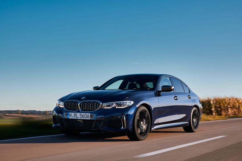 GALLERY: G21 BMW M340i xDrive Touring and G20 M340i xDrive Sedan – 369 hp, 0-100 km/h from 4.4s Image #1034755