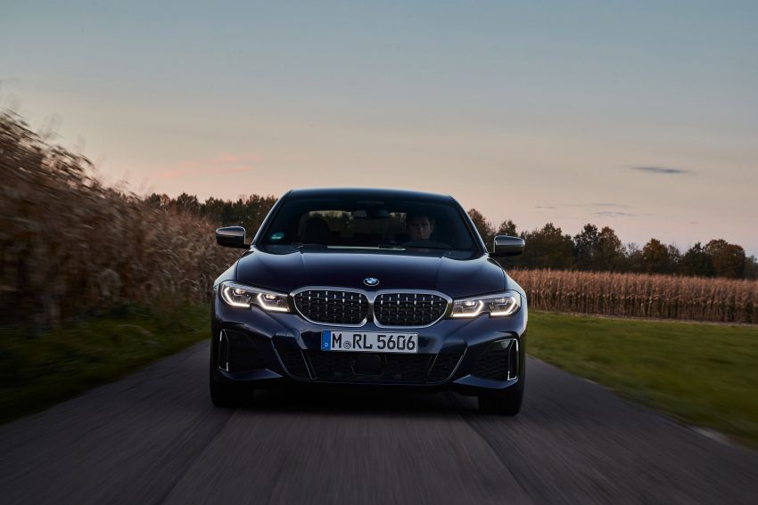 GALLERY: G21 BMW M340i xDrive Touring and G20 M340i xDrive Sedan – 369 hp, 0-100 km/h from 4.4s Image #1034774