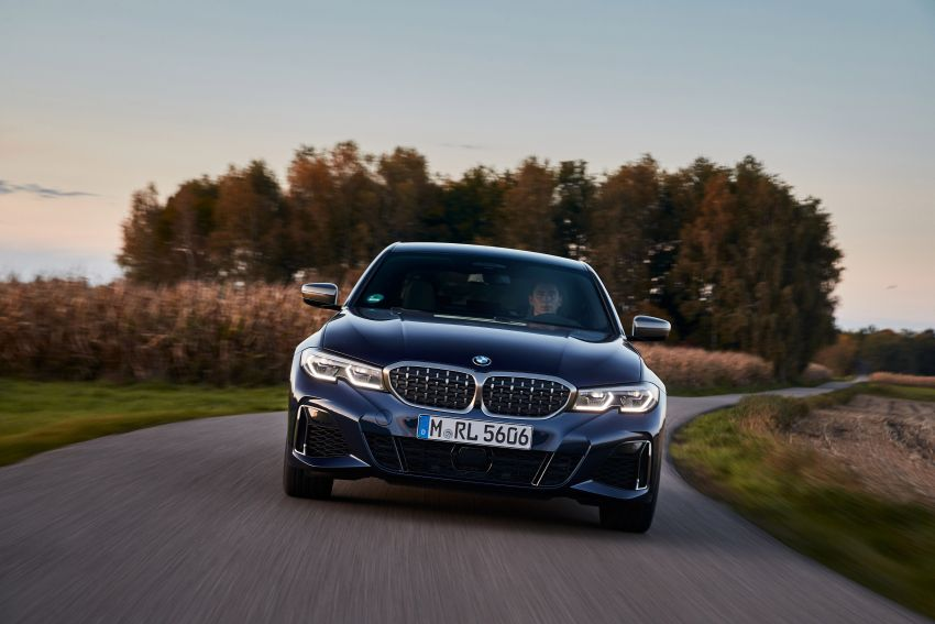 GALLERY: G21 BMW M340i xDrive Touring and G20 M340i xDrive Sedan – 369 hp, 0-100 km/h from 4.4s Image #1034775