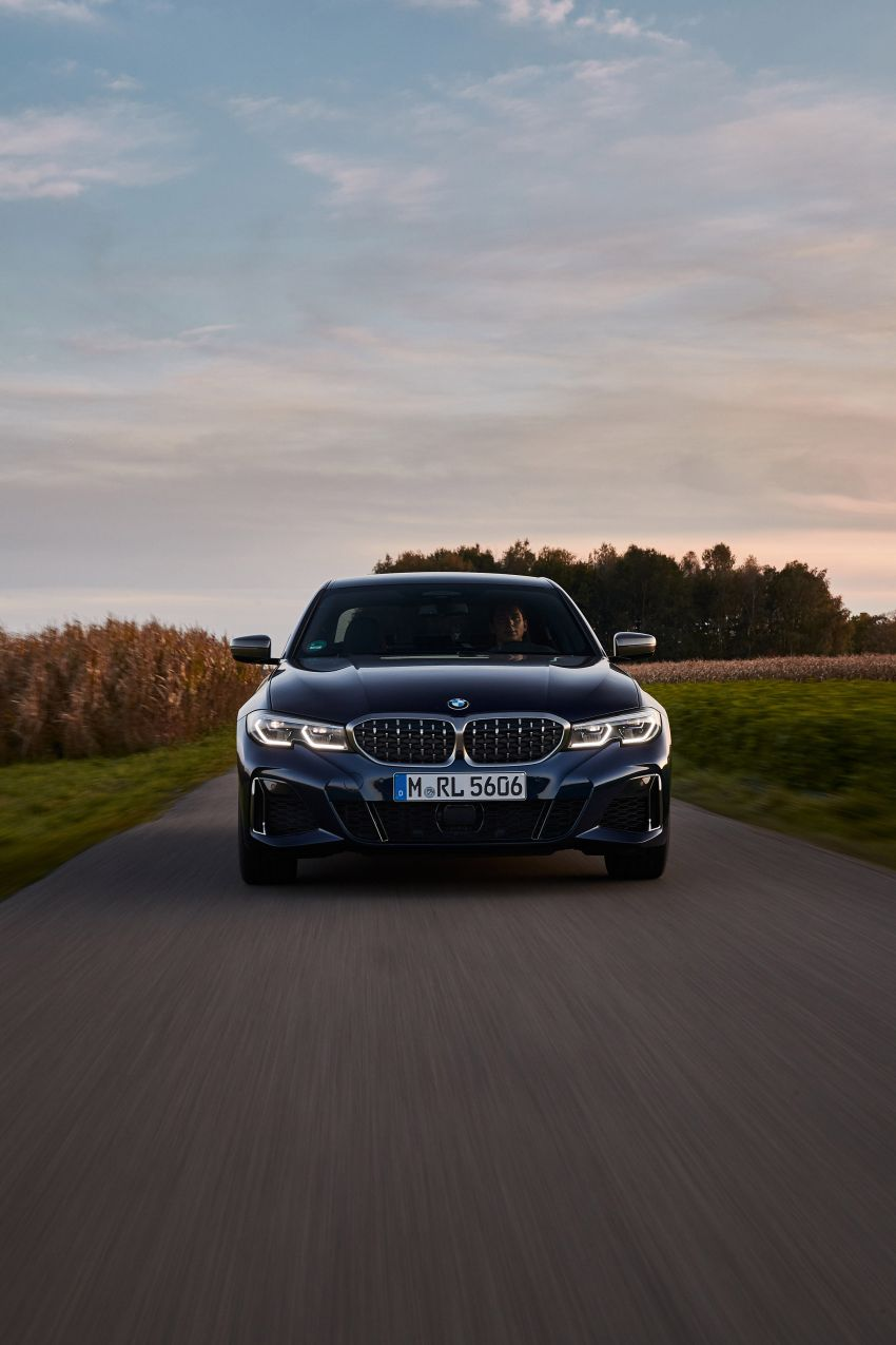 GALLERY: G21 BMW M340i xDrive Touring and G20 M340i xDrive Sedan – 369 hp, 0-100 km/h from 4.4s Image #1034776