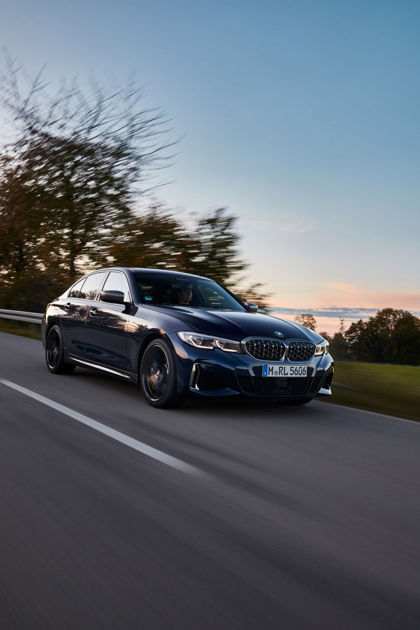 GALLERY: G21 BMW M340i xDrive Touring and G20 M340i xDrive Sedan – 369 hp, 0-100 km/h from 4.4s Image #1034777