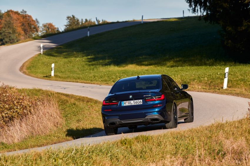 GALLERY: G21 BMW M340i xDrive Touring and G20 M340i xDrive Sedan – 369 hp, 0-100 km/h from 4.4s Image #1034779